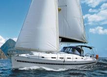 Bénéteau Cyclades 43.3 : Navigating